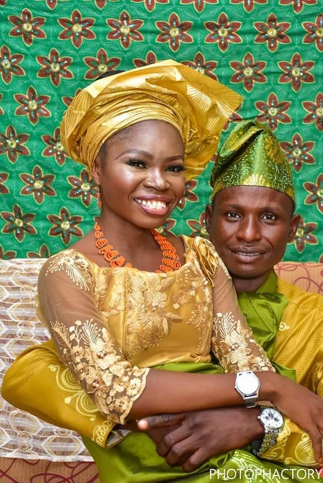 Deaf and Dumb Married In Lagos