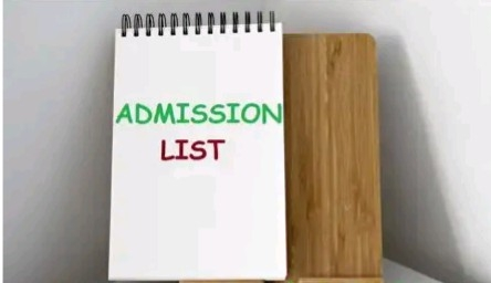 What You Need To Know About Admission Lists
