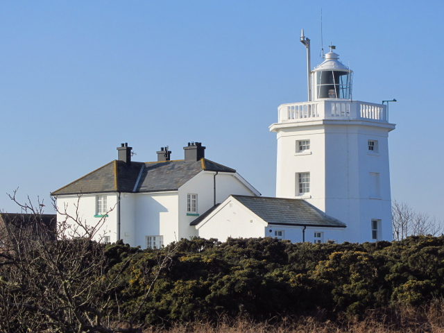 a working lighthouse