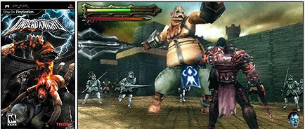 Undead Knight - USA PSP ISO download