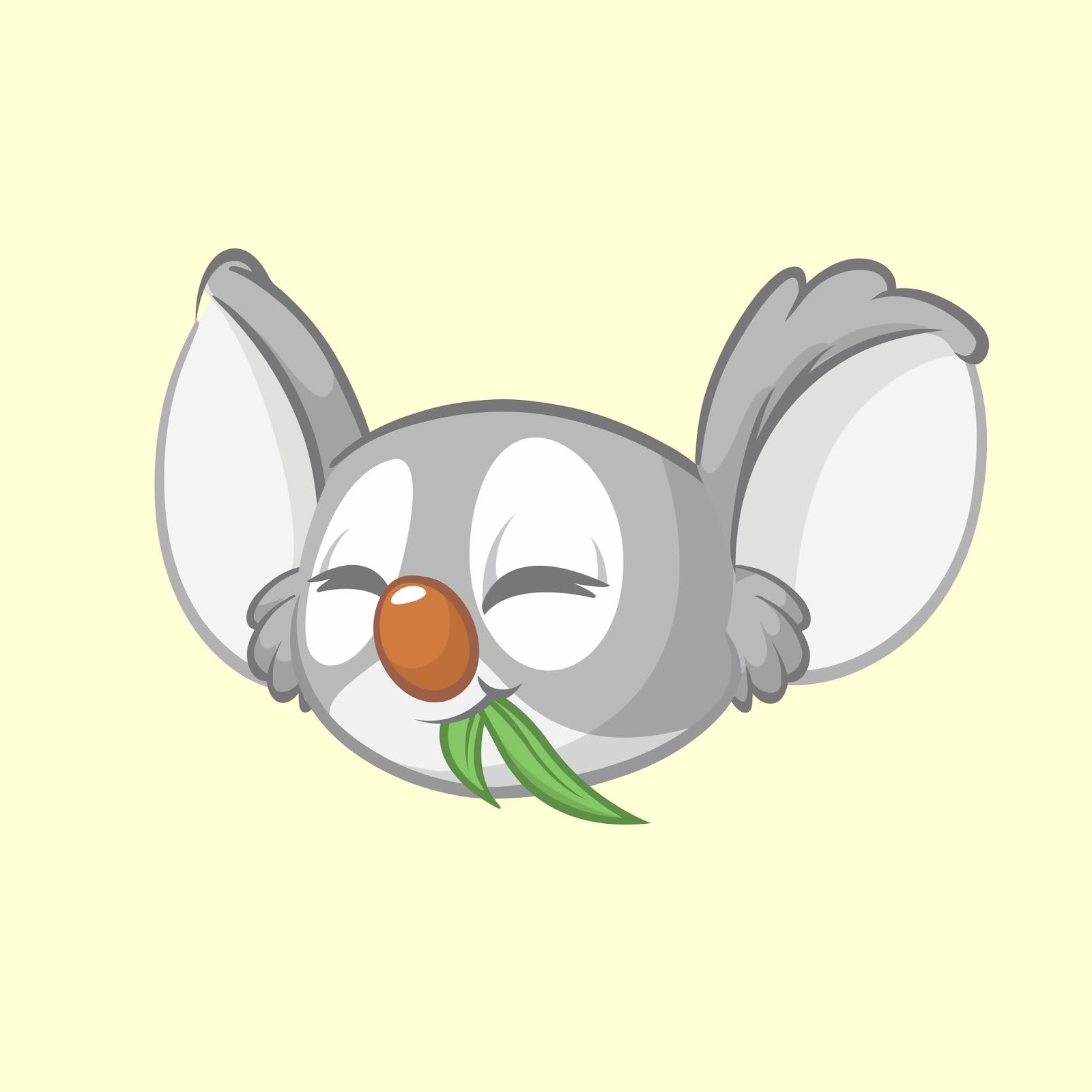 Koala Free Download Vector CDR, AI, EPS and PNG Formats