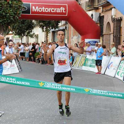Medio Maratón de Torralba 2016 - Llegada