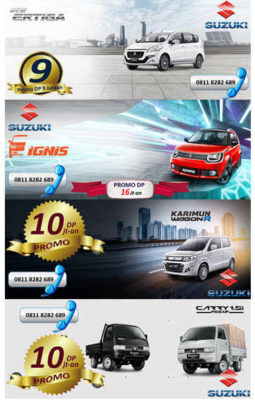 Suzuki Promo- screenshot