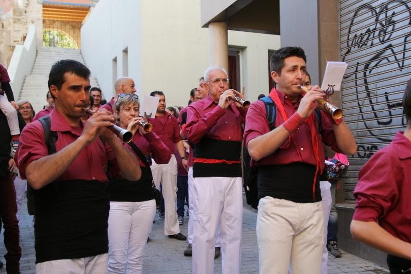 19è Aniversari Castellers de Lleida. Paeria . 5-04-14 - IMG_9373.JPG