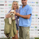 WWW.ENTSIMAGES.COM -    Ali Bastian and Marc Abraham (TV Veterinary Business Development and Coaching Consultant)  at        Pup Aid at Primrose Hill, London September 6th 2014Puppy Parade and fun dog show to raise awareness of the UK's cruel puppy farming trade. Pup Aid, the anti-puppy farming campaign started by TV Vet Marc Abraham, are calling on all animal lovers to contact their MP to support the debate on the sale of puppies and kittens in pet shops. Puppies & Celebrities Return To Fun Dog Show Fighting Cruel Puppy Farming Industry.                                              Photo Mobis Photos/OIC 0203 174 1069