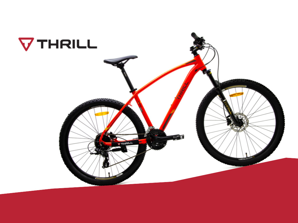 Deretan Sepeda Gunung Thrill Paling Termurah