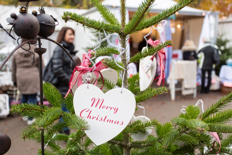 Contry & Christmasfair Kasteel Haarzuilen