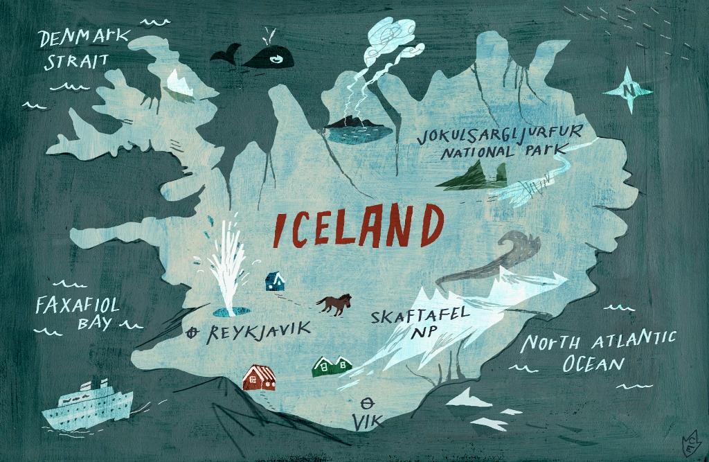 Исландскому туристу на заметку