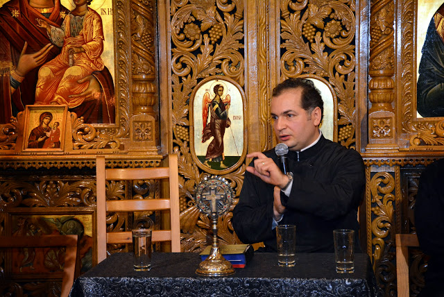 Pr. Vasile Cretu - Sf. Ilie - Gorgani, Sf. Antonie cel Mare - (107)