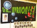 Oh no ... Invasion