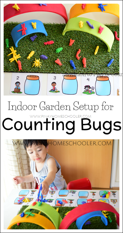 CountingBugMontessori