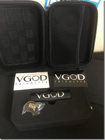 IMG 8997 thumb1 - 【メカニカルMOD】VGOD PRO MECH(ブイゴッド・プロ・メック)MOD【レビュー】~思ってたより…∑(゚д゚ノ)ノ編~
