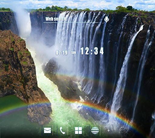 Beautiful Falls Wallpaper 1.0.0 Windows u7528 1