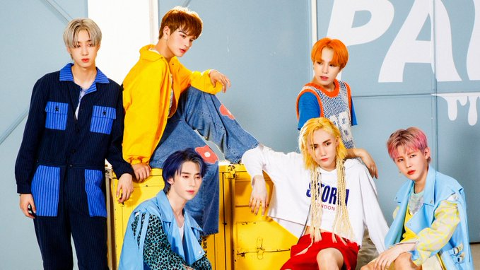 MEGAMAX Debuts with The First Mini Album Painted ÷ LOVE: and Showcase