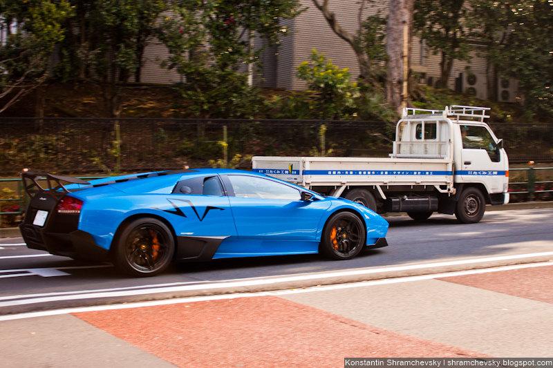 Lamborghini Murcielago LP670-4 SuperVeloce Ламборгини Мерсилаго