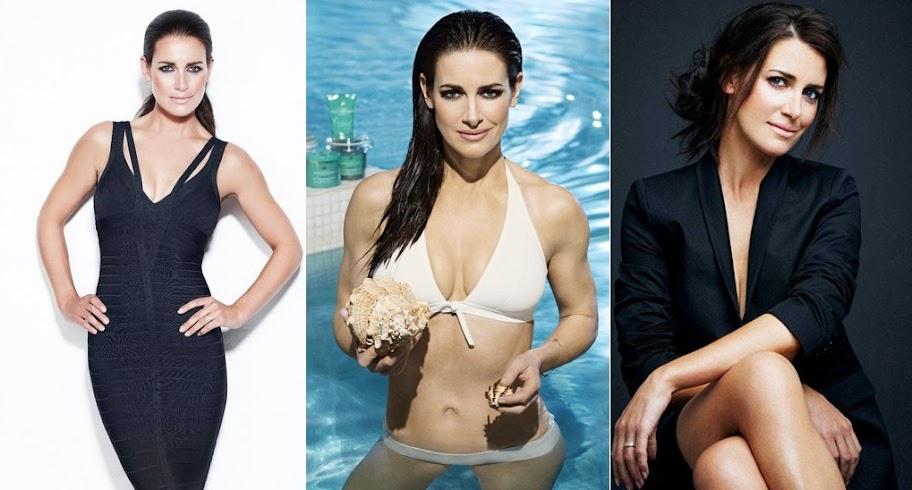 Sexy sports presenters