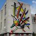 MJC de Corbeil-Essonnes : mosaïque de Fernand Léger