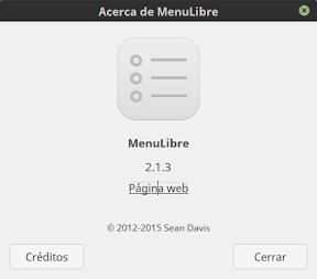 Editar menús en Linux Mint y Ubuntu con detalle. Acerca de.
