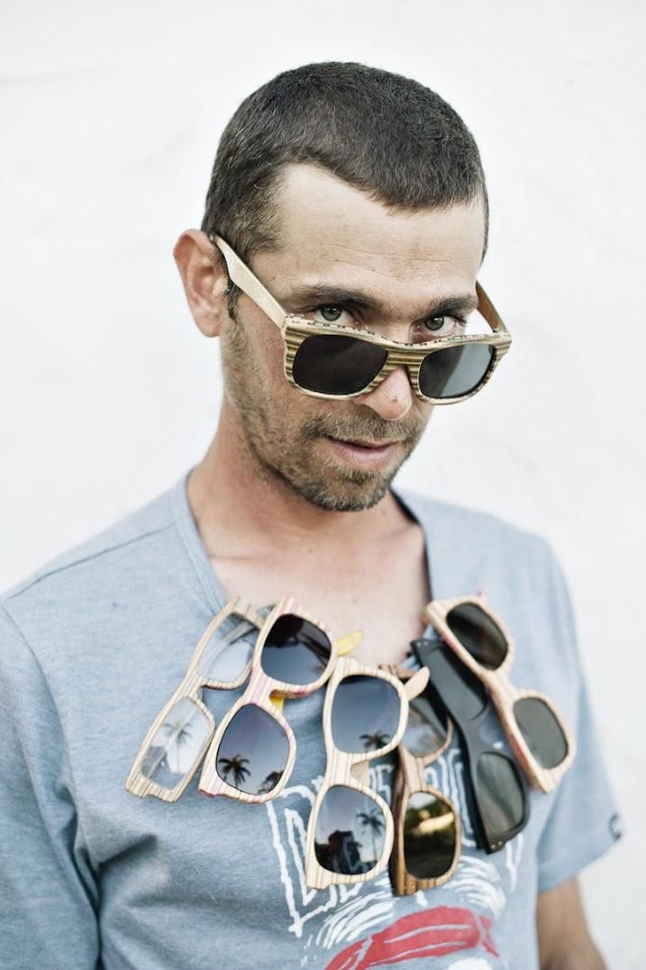 *回收滑板手作太陽眼鏡:SK8 SHADES環保時尚! 2