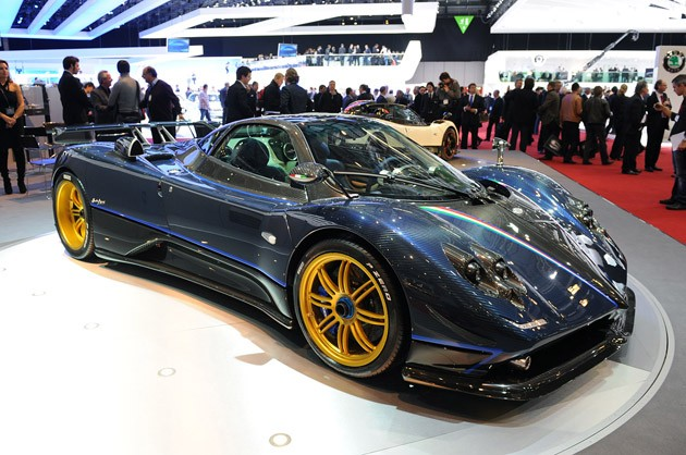 The Pagani Zonda C12 Is The Italian Sports Car Manufacturer Pagani  Built  Supercar . In 1999 The Zonda Went Into Production. Since Then About 80  Copies Were ...