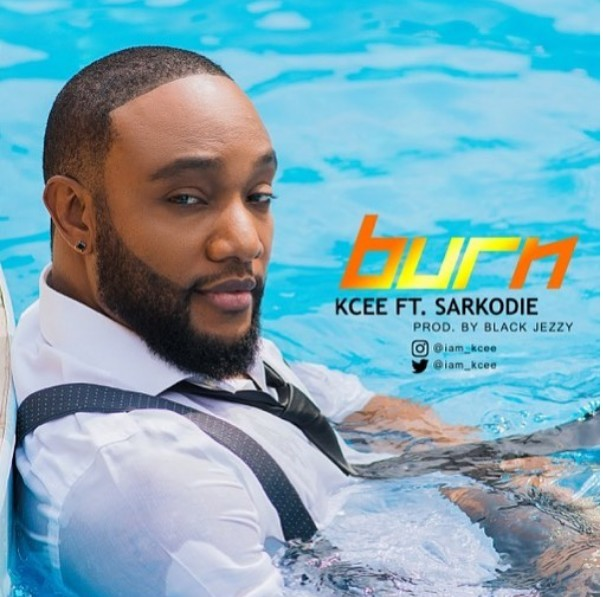 [Music] Kcee – Burn Ft. Sarkodie | @iam_Kcee