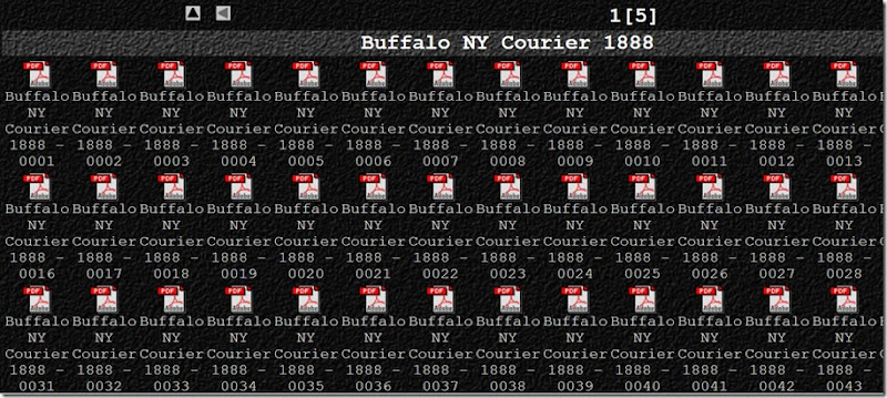 Buffalo courier-2