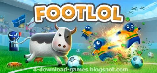 لعبة فوت لول FootLOL Epic Fail League