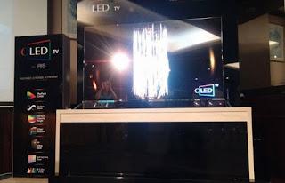 IRIS: Le premier Oled Ultra HD fabriqué en Algérie est né !