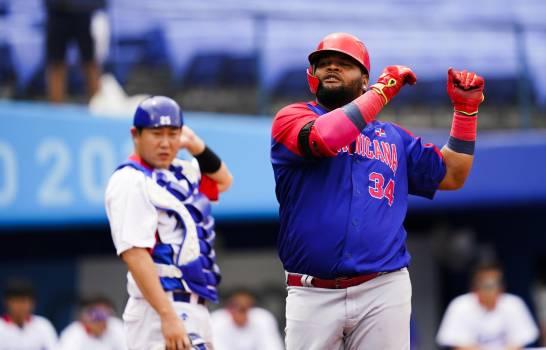 República Dominicana gana bronce en el béisbol de Tokio 2020 vence a Corea del Sur