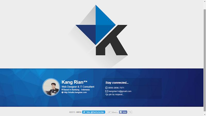 KangRian.com Profile