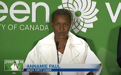 Advogada judia nomeada primeira mulher negra a liderar partido nacional no Canadá