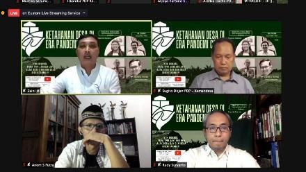 BUMDes Tetap Menjadi Solusi Membangun Indonesia dari Desa