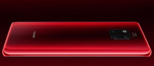 10 มกราคมนี้!!! Huawei เตรียมส่ง Mate 20Pro สีใหม่ 2สีคือ Fragrant Red และ Comet Blue