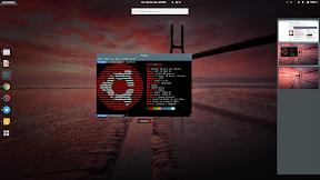 Que Ubuntu tengo instalado e información básica con Neofetch. Ejemplo 2.