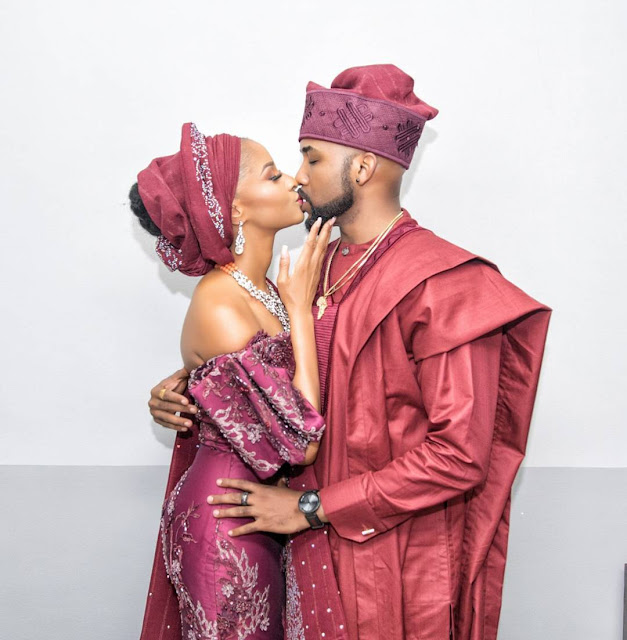 Banky W and Adesua Etomi's traditional wedding ceremony will hold in Lagos on November 19th