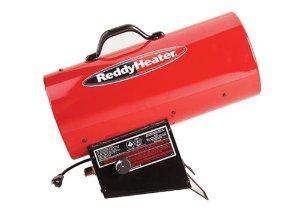 Reddy Heater 125 000 Btu Propane Forced Air Rlp125va