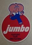 544 11-autocollant Jumbo