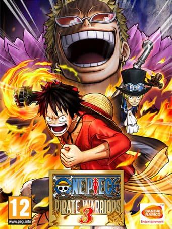 โหลดเกมส์ (PC) One Piece Pirate Warriors ภาค 3