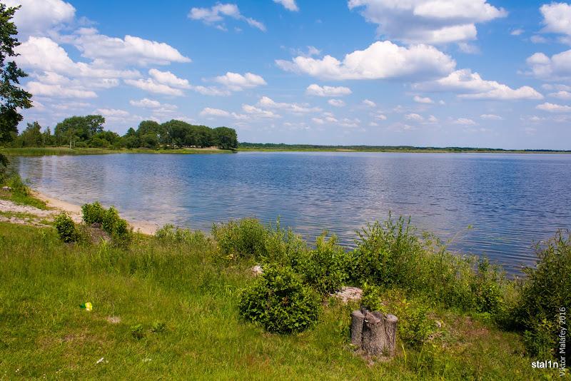 Озеро Домашнє, село Кримне
