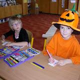 Vyučováni Halloween