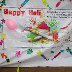 Holi Celebration (Primary) 10.03.2017