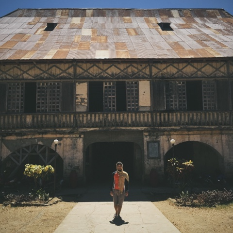 Convent, Siquijor, witch