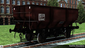 Rebodied dia 1/146 HTV 21t Coal Hoppers
