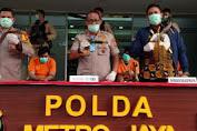 Kelompok Begal Remaja yang Dikenal Sadis di Depok Diringkus Polda Metro Jaya