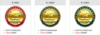 Swisscoin packs