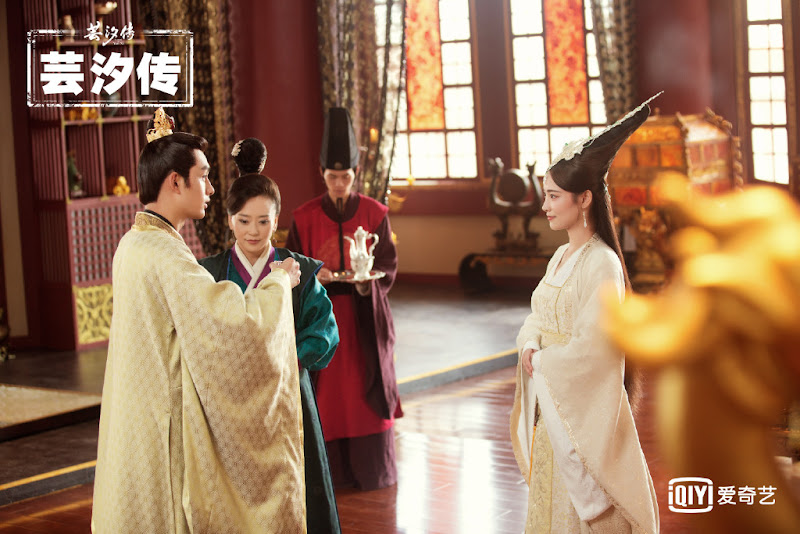 Legend of Yun Xi China Web Drama