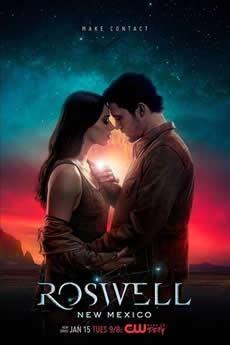Baixar Série Roswell, New Mexico 1ª Temporada Torrent Dublado e Legendado Grátis