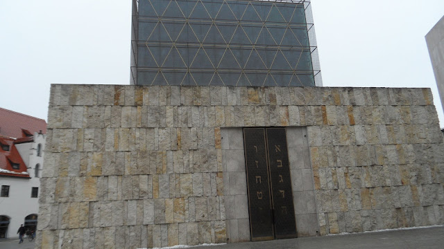 Jewish Museum Munich, Sankt-Jakobs Square 16, 80331 Munich, Germany