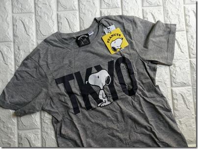 Cotton On Tbar Tee Snoopy Tokyo