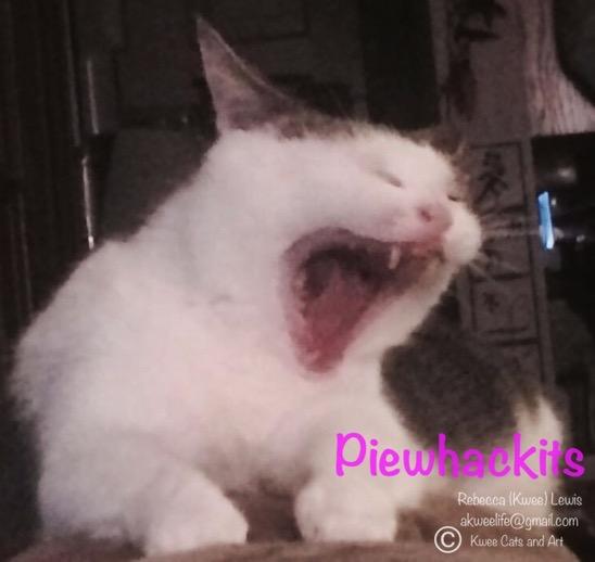 Piewhackits Roar
